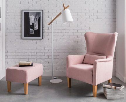 Sprzedając fotel uszak Ikea sprzedaje wygodę!